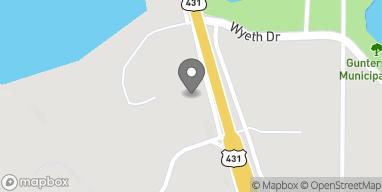 Mapa de 14367 US Hwy 431 en Guntersville