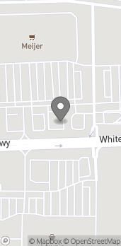 Map of 6710 Whitestown Pkwy in Zionsville