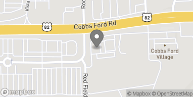 Map of 2510 Cobbs Ford Road in Prattville