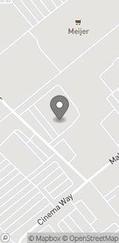 Mapa de 1359 Mall Drive en Benton Harbor