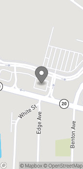 Mapa de 1514 John Sims Parkway en Niceville