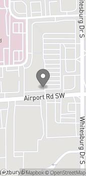Mapa de 4800 Whitesburg Drive en Huntsville