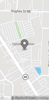 Mapa de 75 Eglin Pkwy NE en Ft. Walton Beach