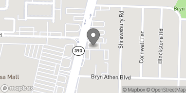 Map of 425 Mary Esther Blvd in Mary Esther
