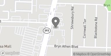 Mapa de 425 Mary Esther Blvd en Mary Esther