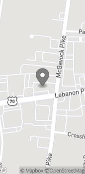 Map of 2424 Lebanon Pike in Nashville