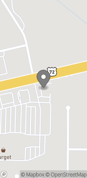 Map of 8135 Hwy 72 West in Madison
