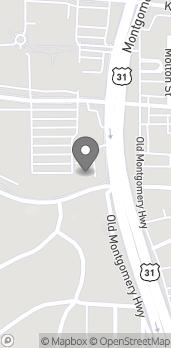 Mapa de 796 Montgomery Highway en Vestavia