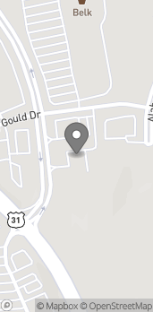 Map of 60 Colonial Promenade Pkwy in Alabaster
