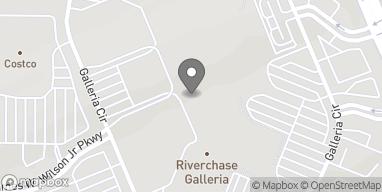 Mapa de 2000 Riverchase Galleria en Hoover