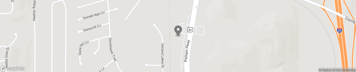 Map of 3308 Pelham Parkway in Pelham