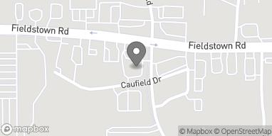 Map of 521 Fieldstown Rd in Gardendale