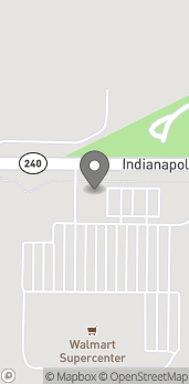Map of 1748 Indianapolis Rd in Greencastle