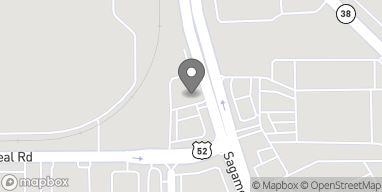 Map of 2120 Sagamore Pkwy S in Lafayette