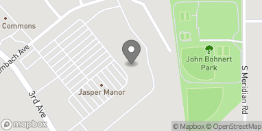 Mapa de 757 3rd Ave en Jasper