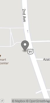 Mapa de 1199 US Hwy 31 NW en Hartselle