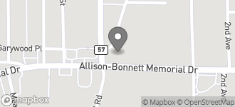 Map of 794 Allison-Bonnett Memorial Drive in Dolomite