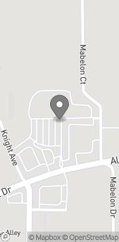 Mapa de 2711 Allison-Bonnett Memorial Drive en Hueytown