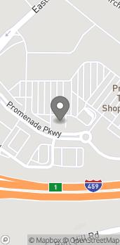 Map of 4949 Promenade Parkway in Bessemer
