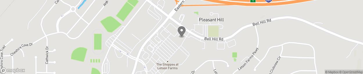 Map of 4800 Bell Hill Rd in Bessemer