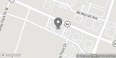 Map of 3174 Hwy 54 in Owensboro