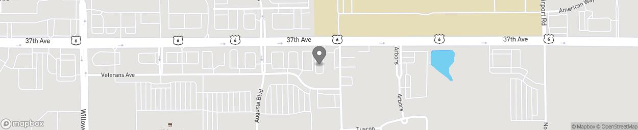 Carte de 6275 West US Hwy 6 à Portage