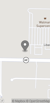 Map of 3355 Liberty Blvd in Boonville