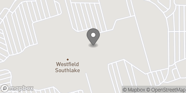 Mapa de 2304 Southlake Mall en Merrillville