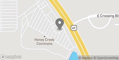 Map of 5657 S US Highway 41 in Terre Haute