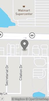 Map of 8622 Ruffian Lane in Newburgh