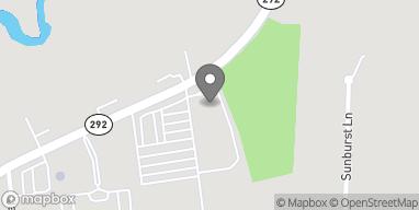 Mapa de 13019 Sorrento Road en Pensacola