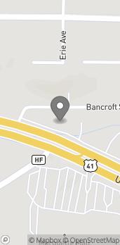 Mapa de 2172 US 41 West en Marquette
