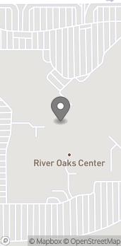 Map of 96 River Oaks Center Dr in Calumet City