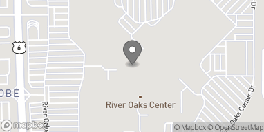 Map of 96 River Oaks Center Dr in Calumet City