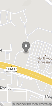 Mapa de 2300 McFarland Blvd en Northport