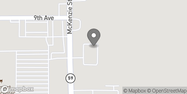 Map of 2131 S McKenzie St in Foley