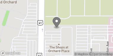 Mapa de 9725 Skokie Blvd en Skokie