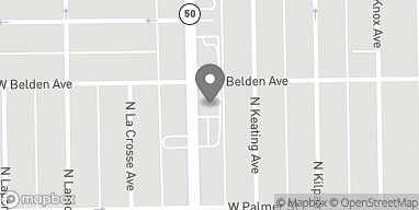 Map of 2249 N Cicero Avenue in Chicago