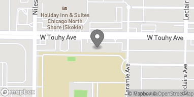 Map of 5233 W Touhy Ave in Skokie