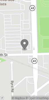 Mapa de 2518 S Harlem Rd en North Riverside