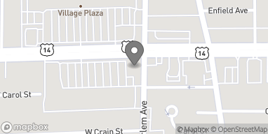 Map of 7201 W Dempster St in Niles