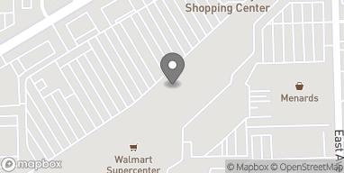 Map of 9430 Joliet Rd in Hodgkins
