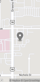 Map of 113 S Greeno Rd in Fairhope