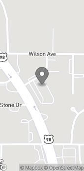 Mapa de 2200 Highway 98 en Daphne