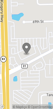 Map of 950 Plainfield Rd in Willowbrook