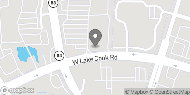 Map of 55 McHenry Rd in Buffalo Grove