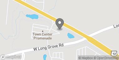 Map of 21690 W. Long Grove Road in Deer Park