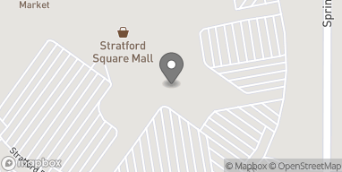 Map of 408 Stratford Square Mall in Bloomingdale