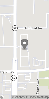 Map of 159 Neltnor in West Chicago