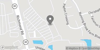 Mapa de 2916 Commerce Drive en Johnsburg